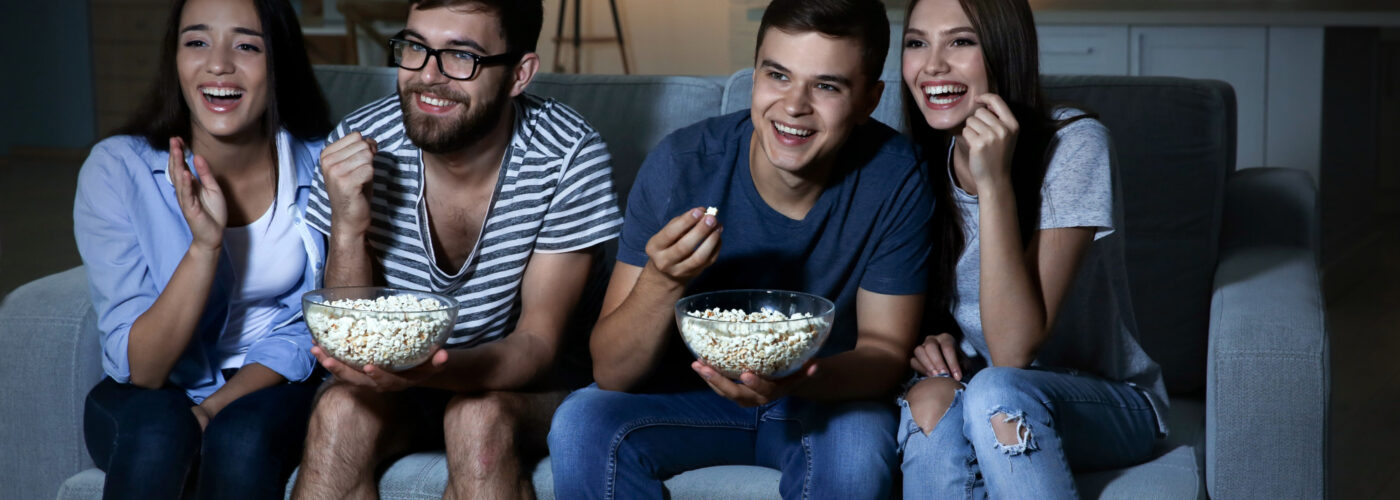 This Is How to Plan a Movie Night at Home